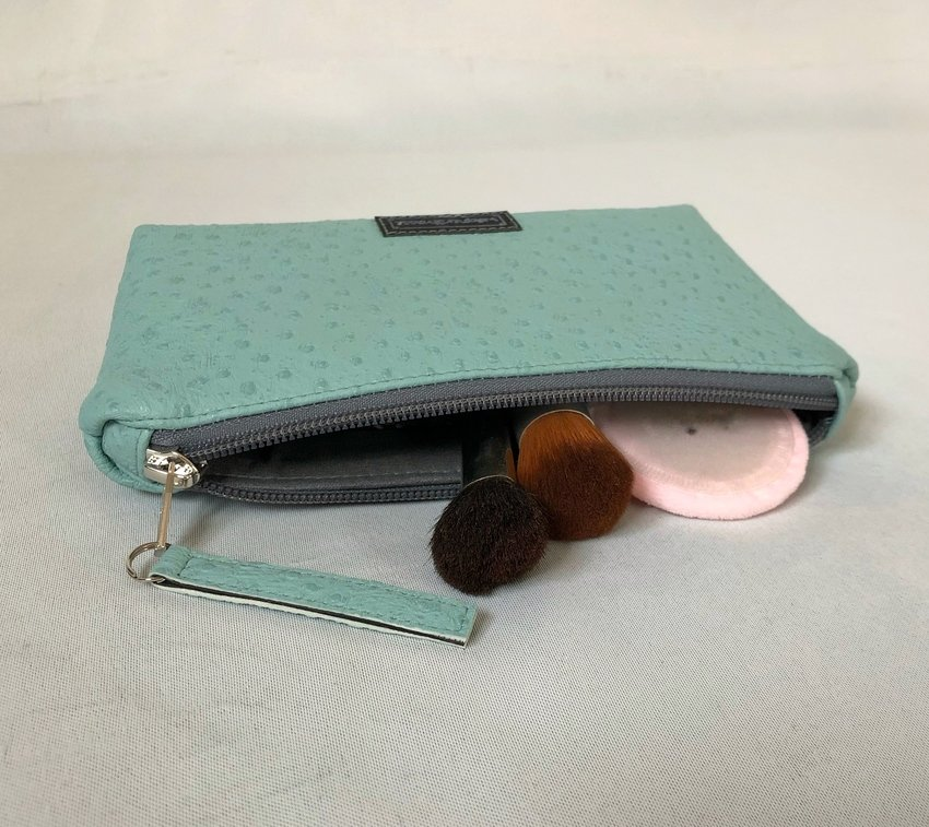Pencil Case Necessaire hellblau Elefant