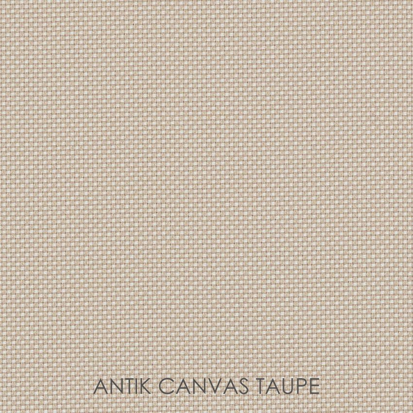 LOUNGER XL - PERSONALISIERT, Farbe: Taupe Canvas