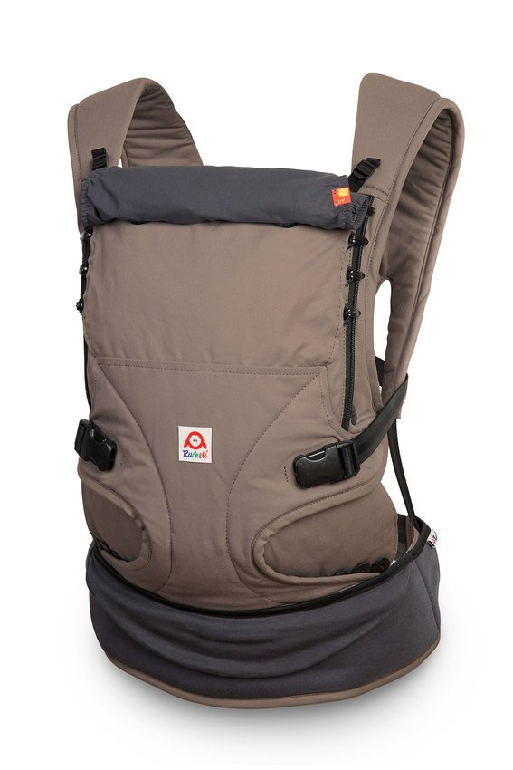 Ruckeli Babytrage Light Taupe Slim
