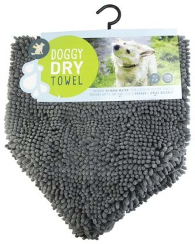 Doggy Dry Pet Towel 1