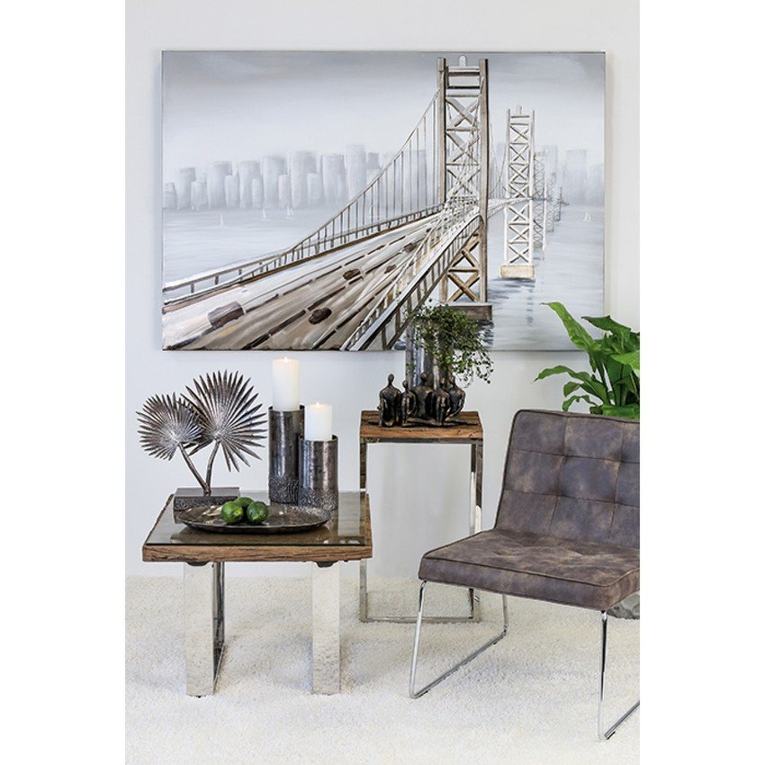 "3D Bild ""Bridge"" 100x150 cm – Casablanca Design"