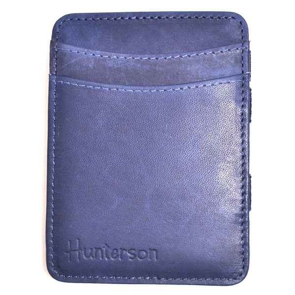 Hunterson Magic Wallet, dunkelblau