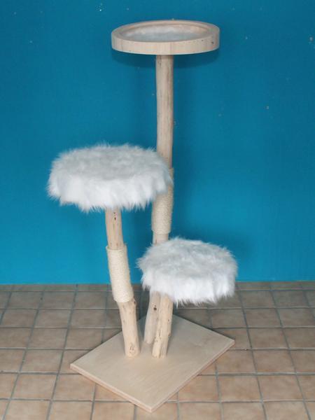 kratzbaum naturholz 175 cm naturkratzbaum 0601 diworo. Black Bedroom Furniture Sets. Home Design Ideas