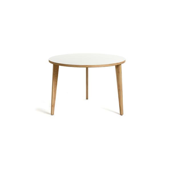 Runde esstische aus holz im online shop f r nordisches for Tisch nordisches design