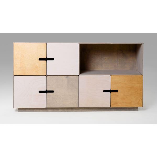 Sideboard Skandinavisch Aus Holz