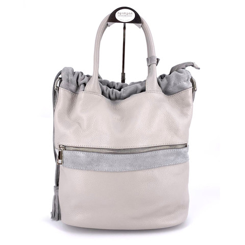 Lara Laurén Rucksacktasche Britta, light grey