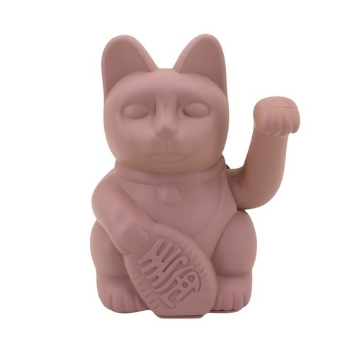 Donkey Products Winkekatze LUCKY CAT rosa