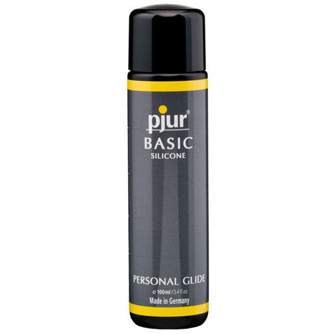 Pjur - Basic Silikon 100 ml (119,50€/1L)