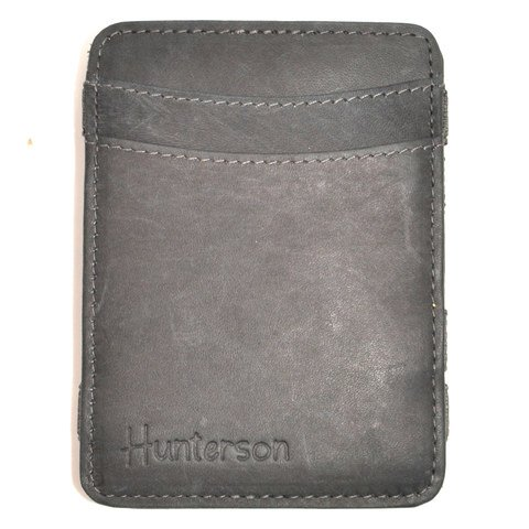 Hunterson Magic Wallet, grau