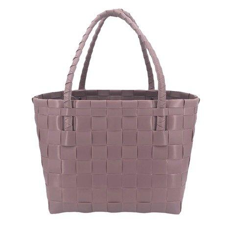 Handed by Shopper PARIS Einkaufskorb Brombeere lila mauve