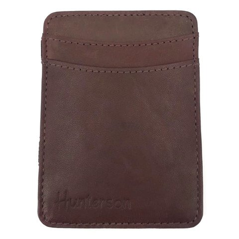 Hunterson Magic Wallet, braun