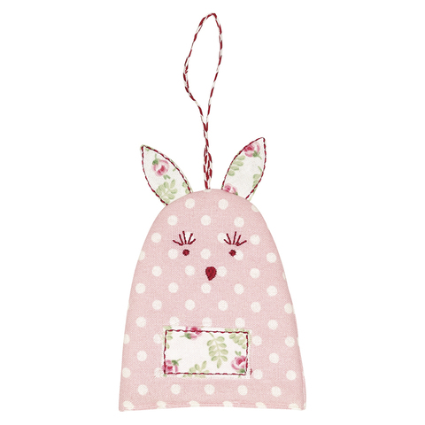 Egg warmer Rabbit Spot pale Pink