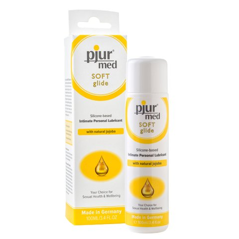 Pjur - MED Soft Glide 100 ml (175€/1L)