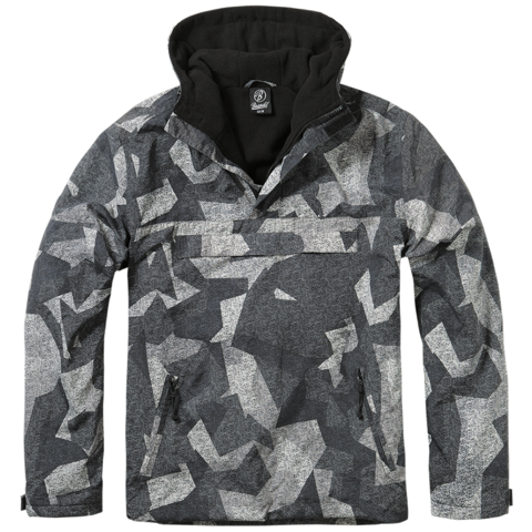 Windbreaker Brandit night camo digital