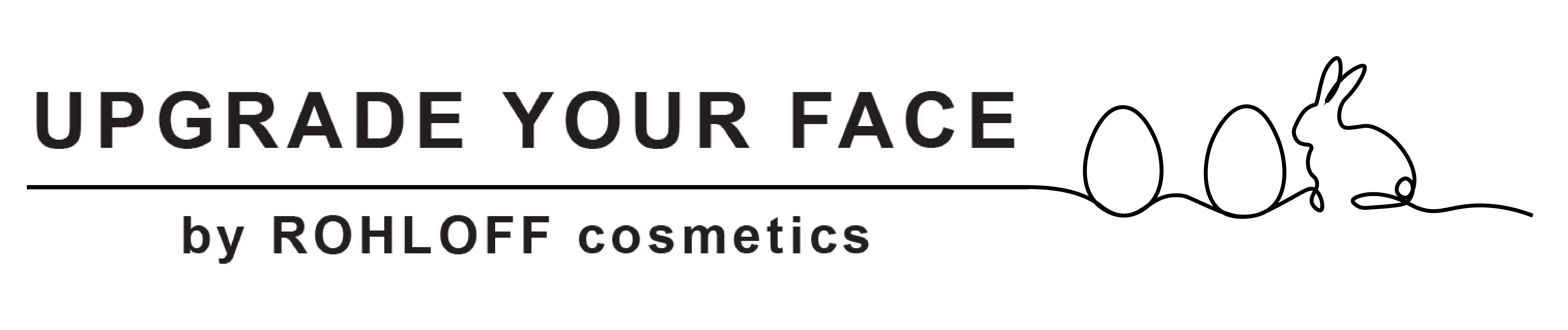 UPGRADE YOUR FACE - Online Shop für Premium Kosmetik von EVAGARDEN, BELLEFONTAINE und COSNOBELL