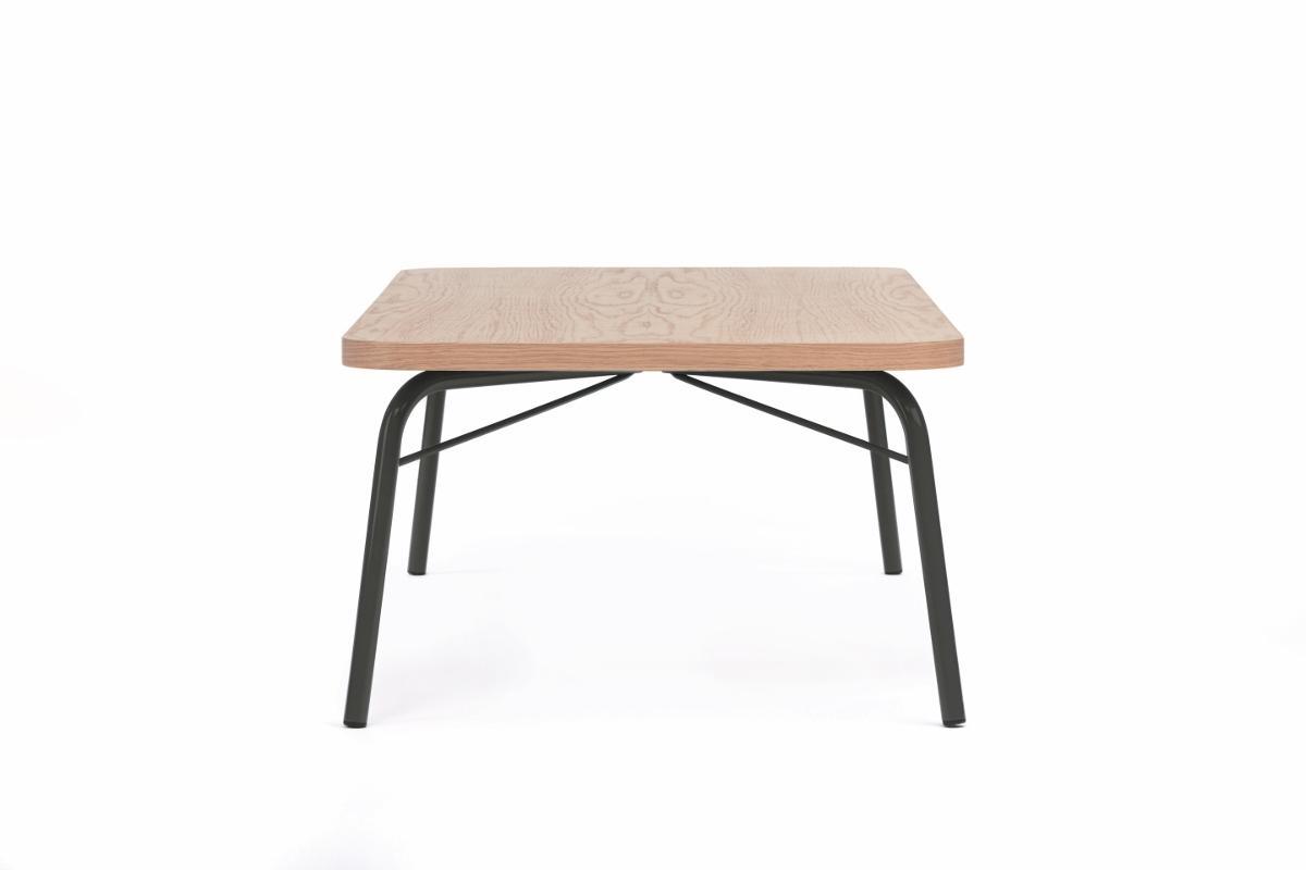 couchtisch ashburn aus holz metall. Black Bedroom Furniture Sets. Home Design Ideas