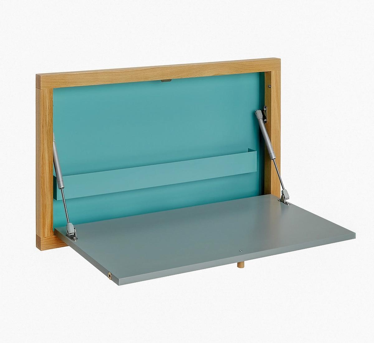 wandsekret r brenta von woodman f r kleine r ume. Black Bedroom Furniture Sets. Home Design Ideas