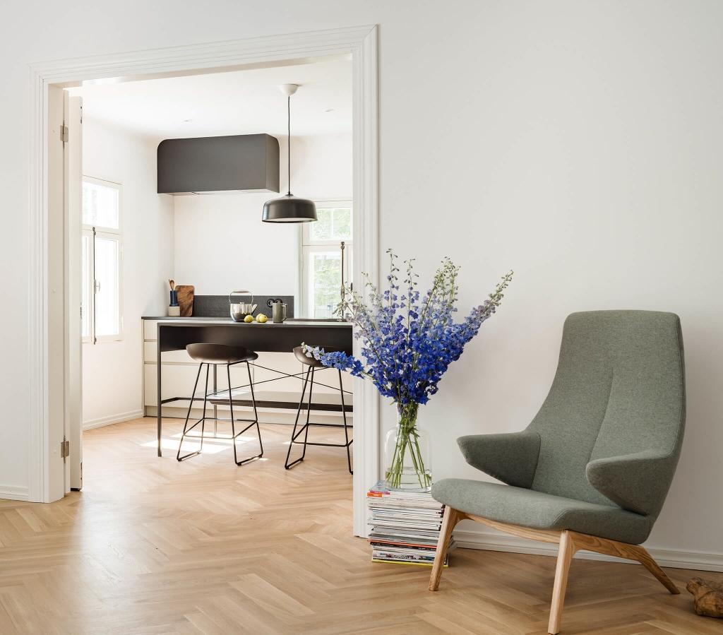 lesesessel voog skandinavisches design. Black Bedroom Furniture Sets. Home Design Ideas