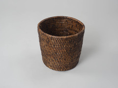BASKET DECOR WALTHER ZK dunkel