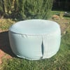 Sitzpouf aqua mint Outdoor